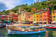 Shore Excursion from La Spezia: Private Full day Tour Monterosso and Portofino