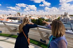 Imagen Early Entrance Royal Palace with Madrid City Tour & Rooftop View