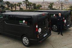 Private day Transfer: Fiumicino or Ciampino Airport to Rome Hotel