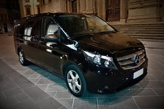 Private transfer Florence FLR Airport to Montecatini Terme by Luxury Van