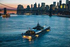Crucero con cena en Nueva York: Bateaux New York