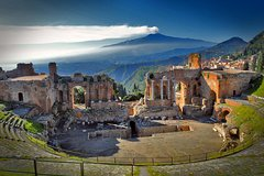 Etna and Taormina (day tour)