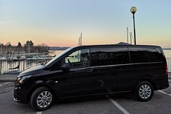 Private transfer from Stresa or Baveno to Milan city