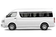 Brisbane Airport Private Transfer to or from Brisbane CBD Maxmium 11 Person