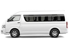 Gold Coast Airport Private Transfer to or from Gold Coast CBD Maxmium 11 Person