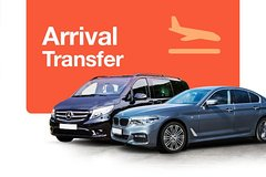 Private Arrival Transfer from Florence Peretola Airport FLR to Florence City