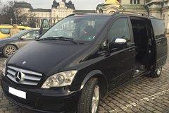 Imagen Private Minibus Transfer from Sofia to Bansko