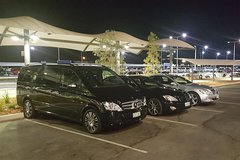 Imagen Perth Departure Transfer by Private Chauffeur: Perth City Center to Airport