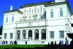 Small Groups Borghese Gallery & Borghese Park - Pick up included