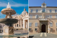 Vatican Museums and Pope's Summer Residence Day Trip from Rome plus Garden Visit