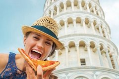 Amazing All Tuscany Experience in 1 Day! Cooking Class, Chianti Wine Tour & Pisa