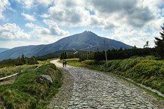 Krkonoše NP Mt. Snezka Hiking Day Trip with a Certified Mountain Leader