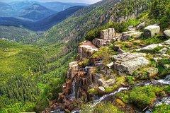 Krkonoše NP Waterfalls Hiking Day Trip with a Certified Mountain Leader