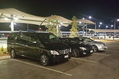 Imagen Perth Airport Transfer by Private Chauffeur: Airport to Perth CBD Hotel