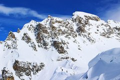 All inclusive ski tour from Tbilisi to Gudauri and back