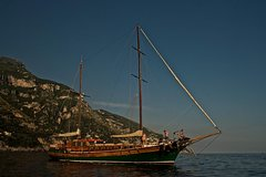 Cabin Charter on a Gulet: 7 days cruise along the Amalfi Coast