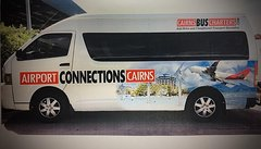 Cairns Departure Transfer - City to Airport