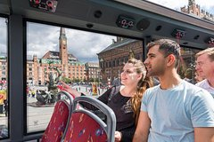 Copenhagen Shore Excursion: City Sightseeing Copenhagen Hop-On Hop-Off Bus Tour