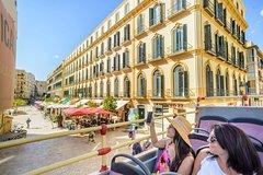 Imagen Malaga Shore Excursion: City Sightseeing Malaga Hop-On Hop-Off Tour