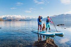 Imagen Half-Day Paddle Board Tour on Lake Wanaka