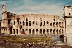 Colosseum, Roman Forum and the Ancient rome