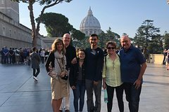 Colosseum and Vatican Skip the Line Tour: Rome in a Day including City High