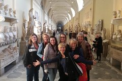 Skip-the-Line: Best of Vatican Tour - Basilica Sistine Chapel & Vatican