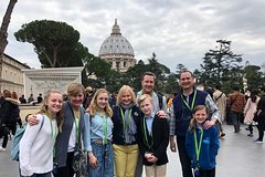 Skip The Line Kids Tour Vatican Museums, Sistine Chapel & St.Peter Basi