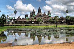 1-Day Angor Wat Small Circuit Tour with Sunset