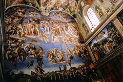 Unlock the Sistine Chapel Alone: Exclusive Private Vatican Tour