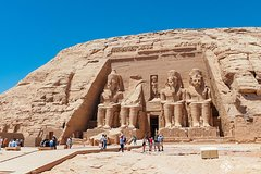 Private Tour: Abu Simbel by Air From Aswan