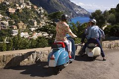 AMALFI COAST VESPA TOUR - from Sorrento