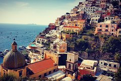Positano, Amalfi, Ravello Tour in Luxury bus