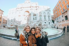 Pantheon Spanish Steps Trevi Fountain Navona Square & All Rome highlights Tour