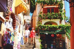 Amalfi, Positano & Ravello small group tour from Sorrento with lunch