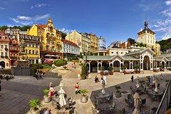 Salir de la ciudad,Excursiones de un día,Excursión a Karlovy Vary,Karlovy Vary + Fábrica Moser