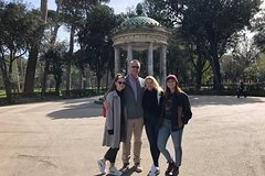 Rome In 1 Day Private Guided Tour with Pantheon Sistine Chapel & the Co
