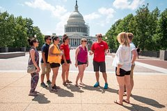 Washington DC: History and Politics of Capitol Hill Walking Tour (Small Group)