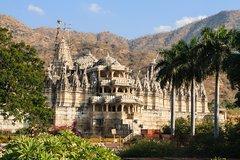 Rajsamand Rajasthan Kumbhalgarh and Ranakpur: Private Day Trip from Udaipur 9512P34
