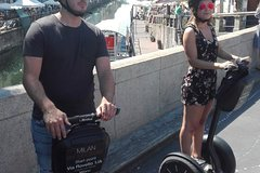 Milan Segway Tour Including the Navigli Canal District