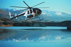 Full Day Scenic Heli Gold - Helicopter and Jetboating Family Tour From Queenstown