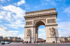 Imagen Historical Paris Sightseeing Tour Including Notre Dame Cathedral