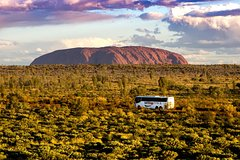 Imagen Coach Transfer from Kings Canyon Resort to Ayers Rock Resort