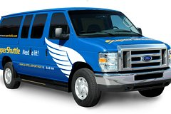 New York Roundtrip Skip-the-Line Shuttle Transfer