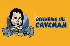 Defending the Caveman at the D Las Vegas