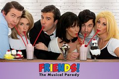 FRIENDS! The Musical Parody at The D Las Vegas