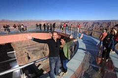Deluxe Grand Canyon West Rim Day Trip from Las Vegas with Optional Skywalk
