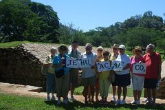 Imagen Tehuacalco Ruins Archaeological Site Tour from Acapulco