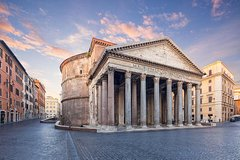 Rome: 30-minutes Pantheon self-guided tour with augmented reality in mobile