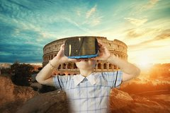 Kids Tour: Virtual Rome